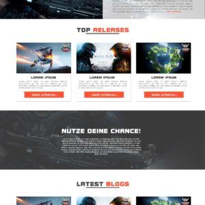 Teiwaz Gaming Multi Gaming Community